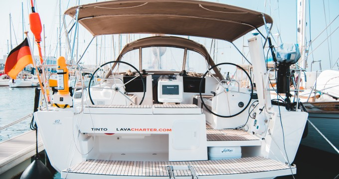 Sailboat for rent Lanzarote at the best price