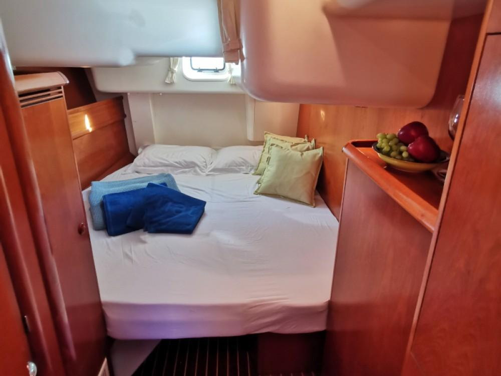Rental Sailboat in Marina Gouvia - Jeanneau Sun Odyssey 54DS