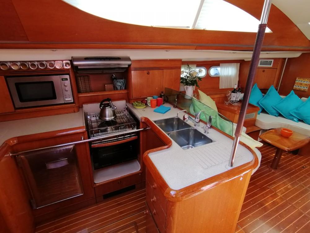 Rental yacht Marina Gouvia - Jeanneau Sun Odyssey 54DS on SamBoat