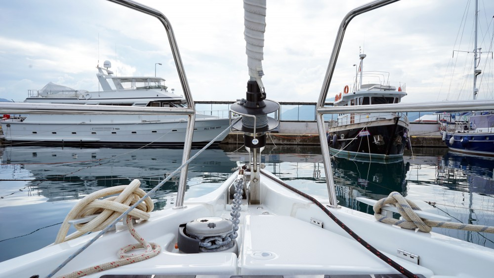 Rental yacht Marmaris - Jeanneau Sun Odyssey 440 - 3 Cabins on SamBoat