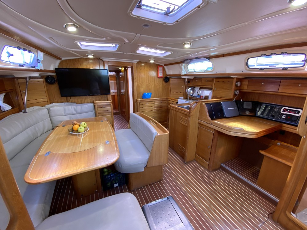 Sailboat for rent Palma de Majorque at the best price