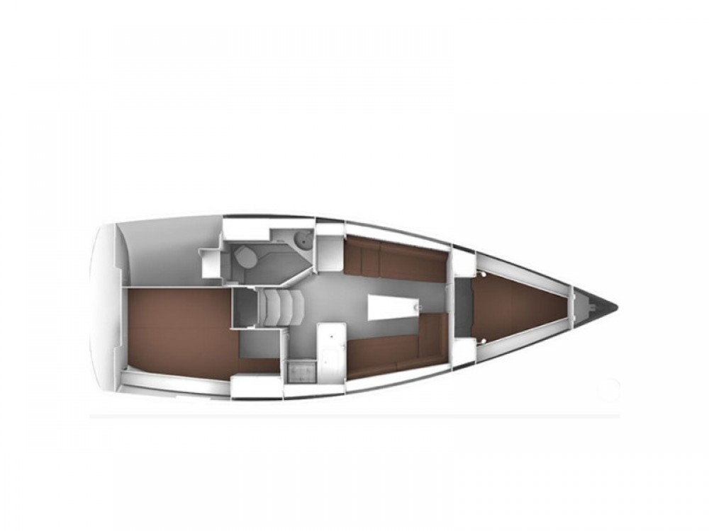 Rental Sailboat in ACI marina Pomer - Bavaria Bavaria 33 Cruiser