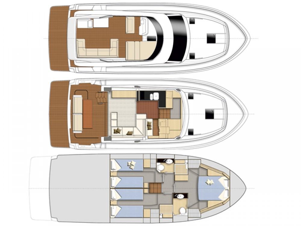 Rental yacht Alimos Marina - Bavaria Bavaria Virtess 420 Fly on SamBoat