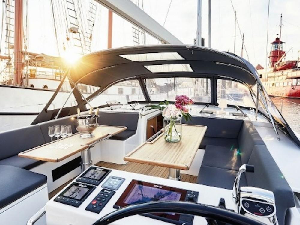 Boat rental Laurium cheap Bavaria C57 Style