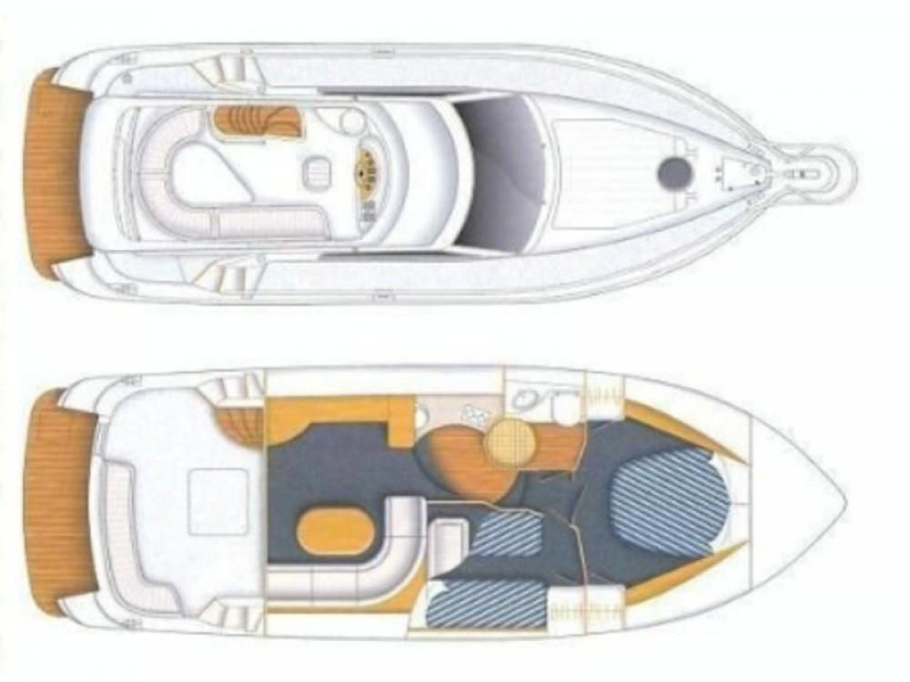 Boat rental Port Olímpic cheap Moa Garin 1200