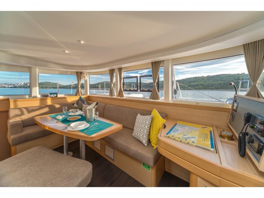 Rental Catamaran in Split - Lagoon Lagoon 42 2017 - MALA KATE - skippered