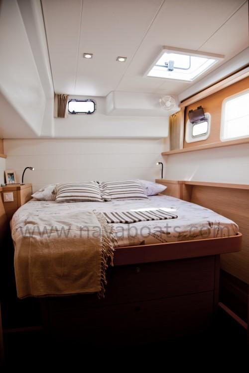 Rental Catamaran in Slano - Lagoon Lagoon 450 (2014) equipped with generator, A/C (saloon)