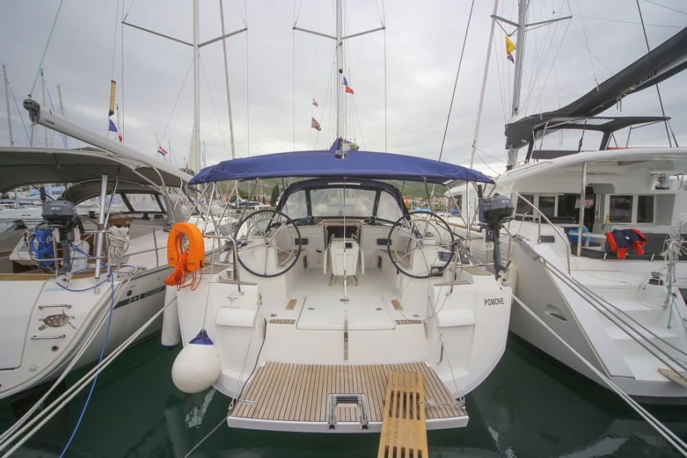 Rental Sailboat in Dubrovnik - Jeanneau Sun Odyssey 509