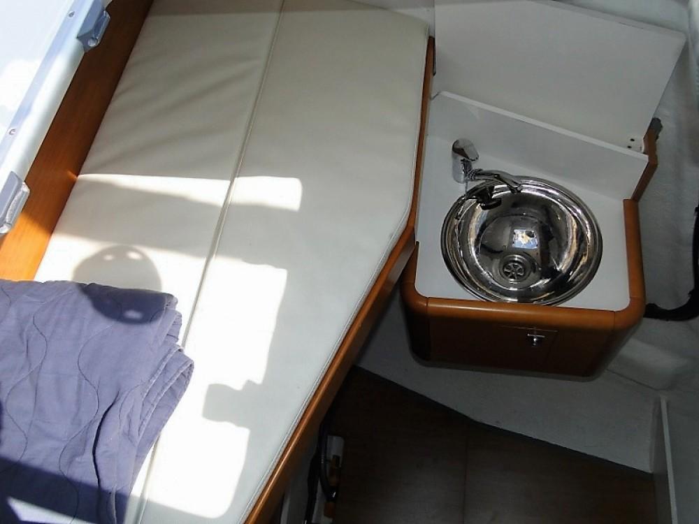 Boat rental Jeanneau Sun Odyssey 509 in Dubrovnik on Samboat