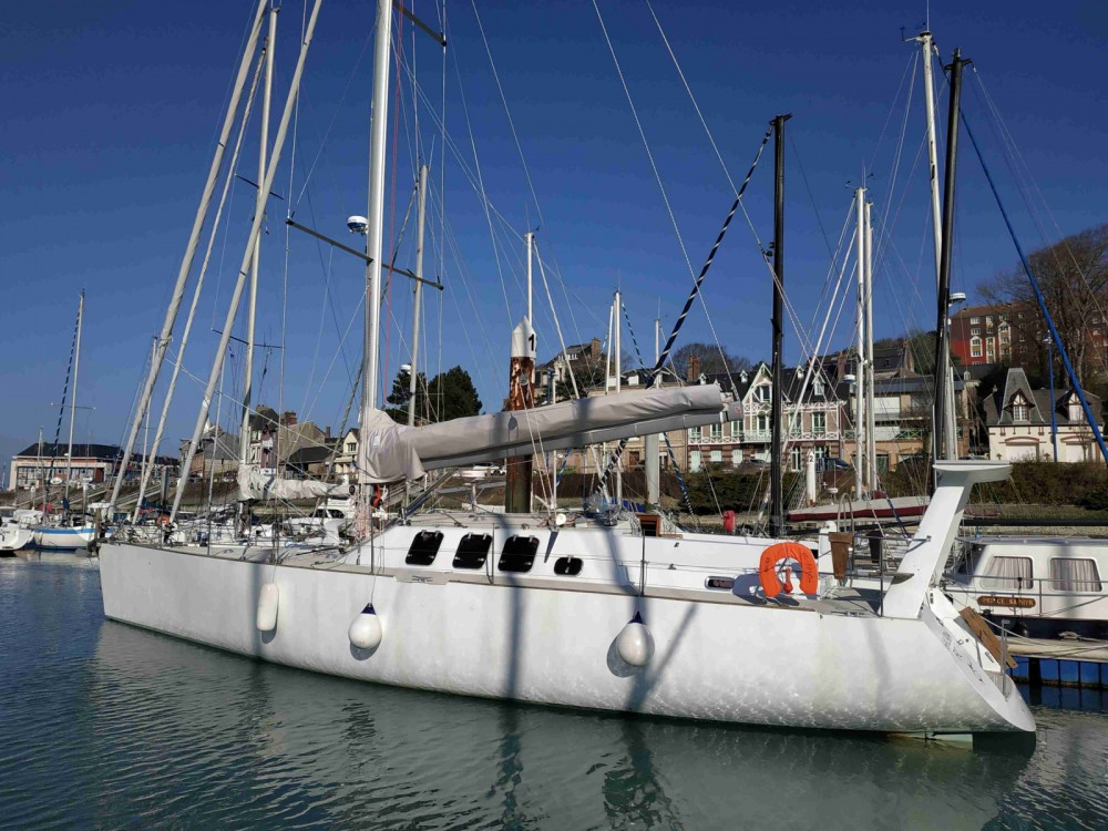 Hire Sailboat with or without skipper Construction-A-Lunite Saint-Valery-en-Caux