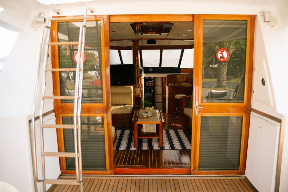 Hire Yacht with or without skipper Custom Built Muğla