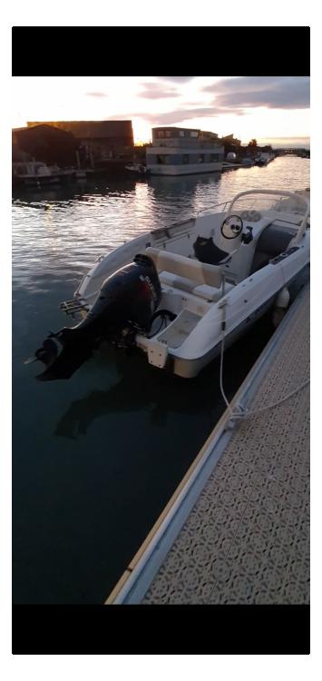 Boat rental Palavas-les-Flots cheap Quicksilver 600 Commander