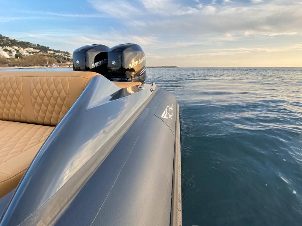 Ribco Seafarer 33 between personal and professional Zadar
