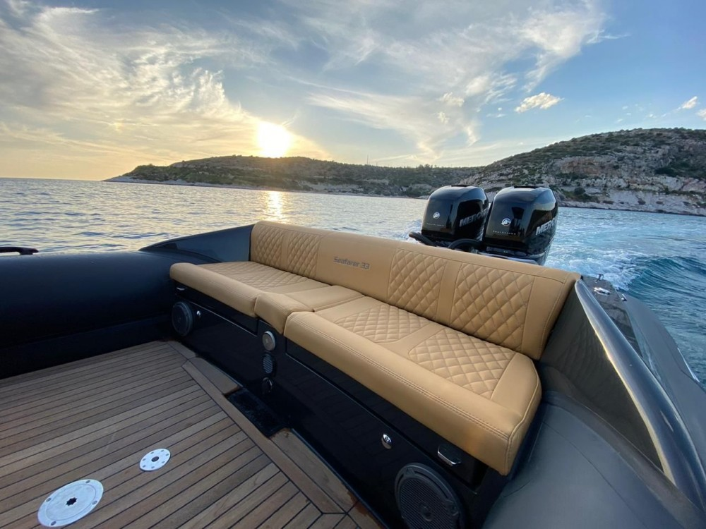 Hire RIB with or without skipper Ribco Zadar