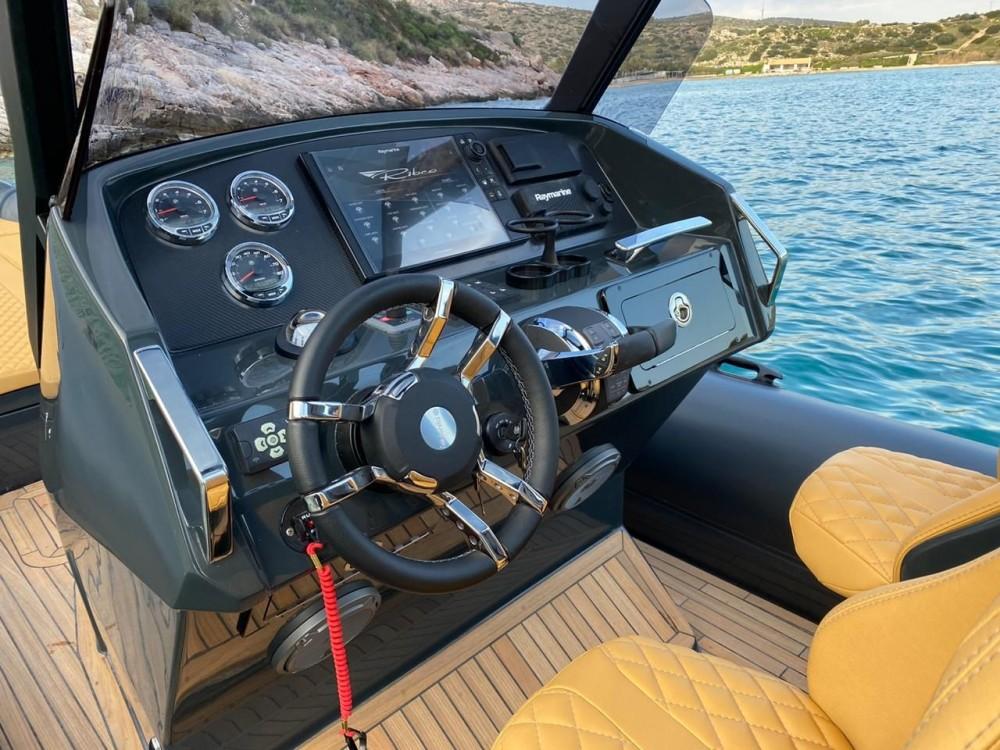 Rental RIB in Zadar - Ribco Seafarer 33