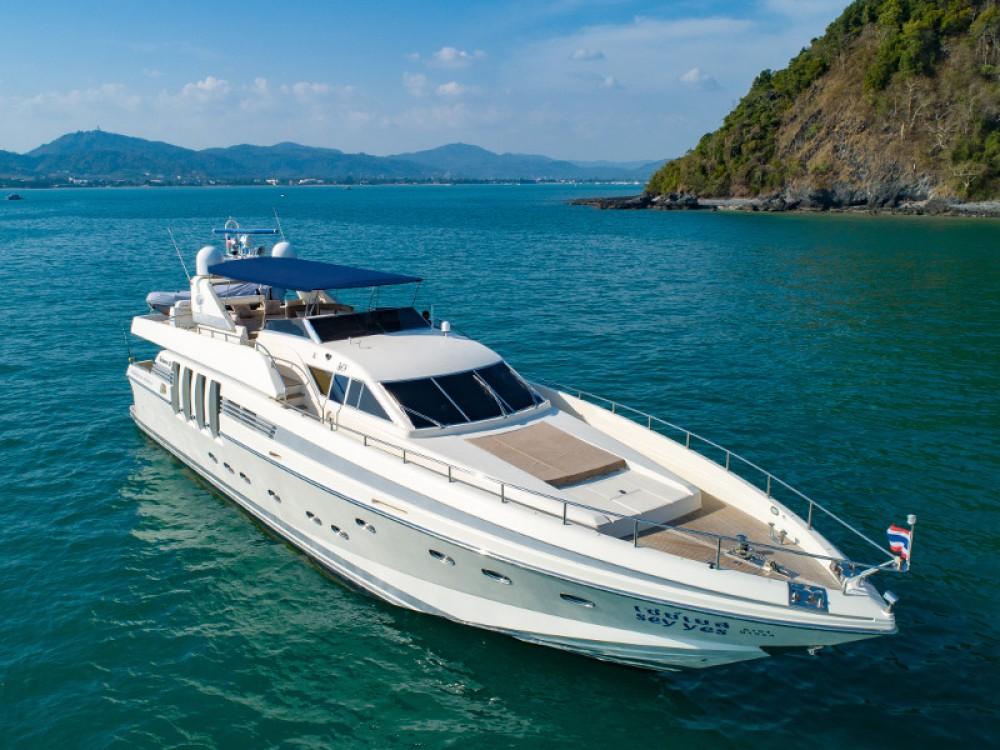 Rental yacht  -  Posillipo Technema 82 on SamBoat