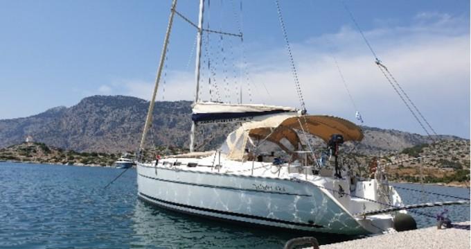 Rental yacht Rhodes - Bénéteau Cyclades 39.3 on SamBoat