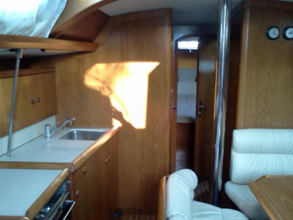 Rent a Jeanneau Sun Odyssey 42.2 Kontokali