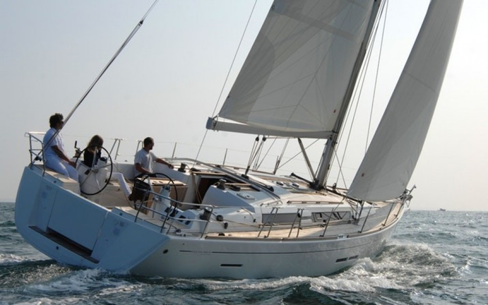 Rental yacht Capo d'Orlando - Dufour Dufour 445 on SamBoat