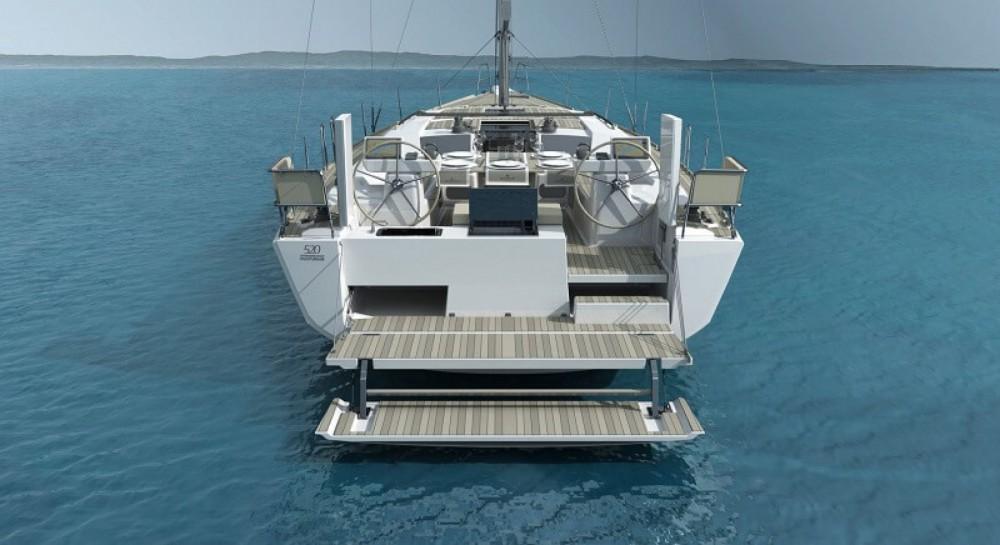 Rental yacht Capo d'Orlando - Dufour Dufour 520 on SamBoat