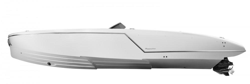 Boat rental Frauscher 1017 LIDO AIR in Sorrento on Samboat