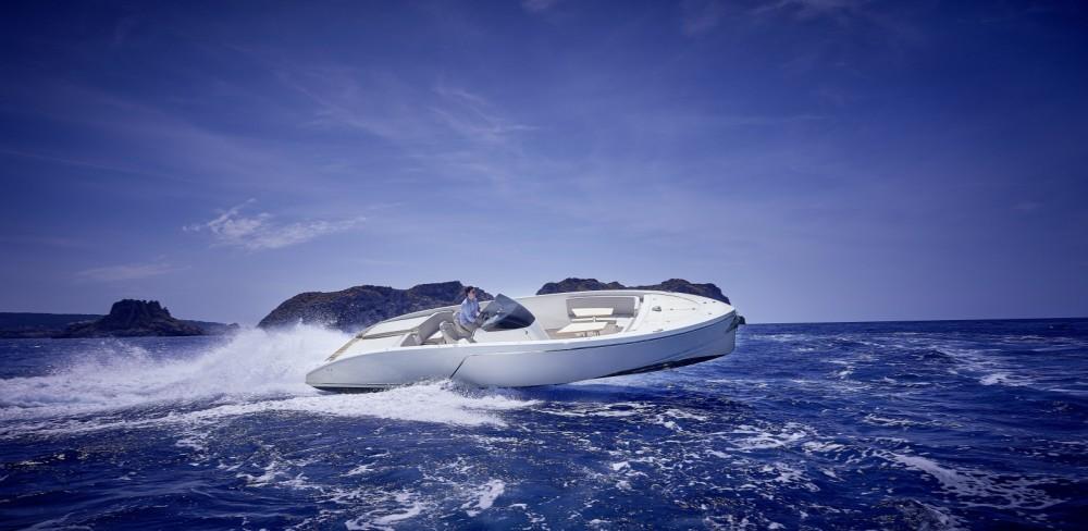 Rental Motor boat in Sorrento - Frauscher 1017 LIDO AIR