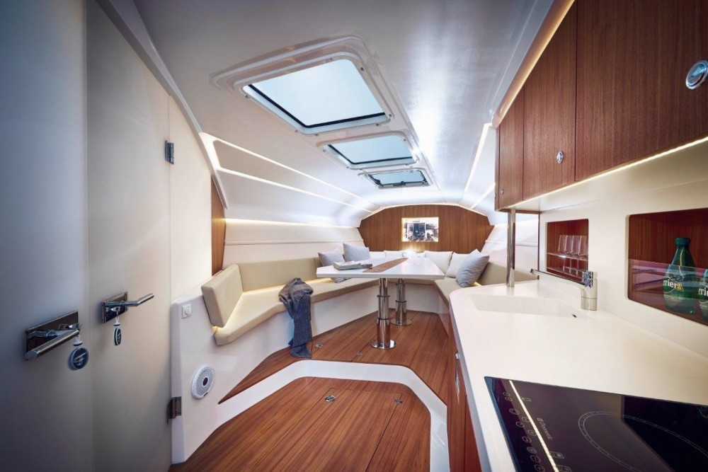 Rental Motor boat in Sorrento - Frauscher 1414 DEMON