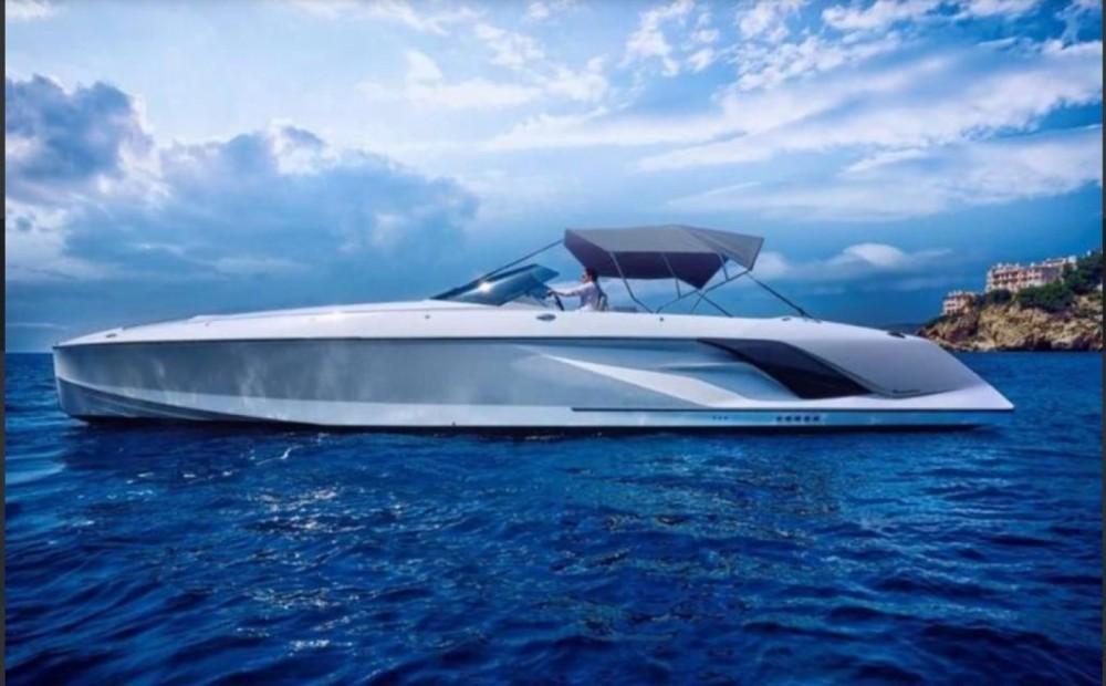 Boat rental Sorrento cheap 1414 DEMON