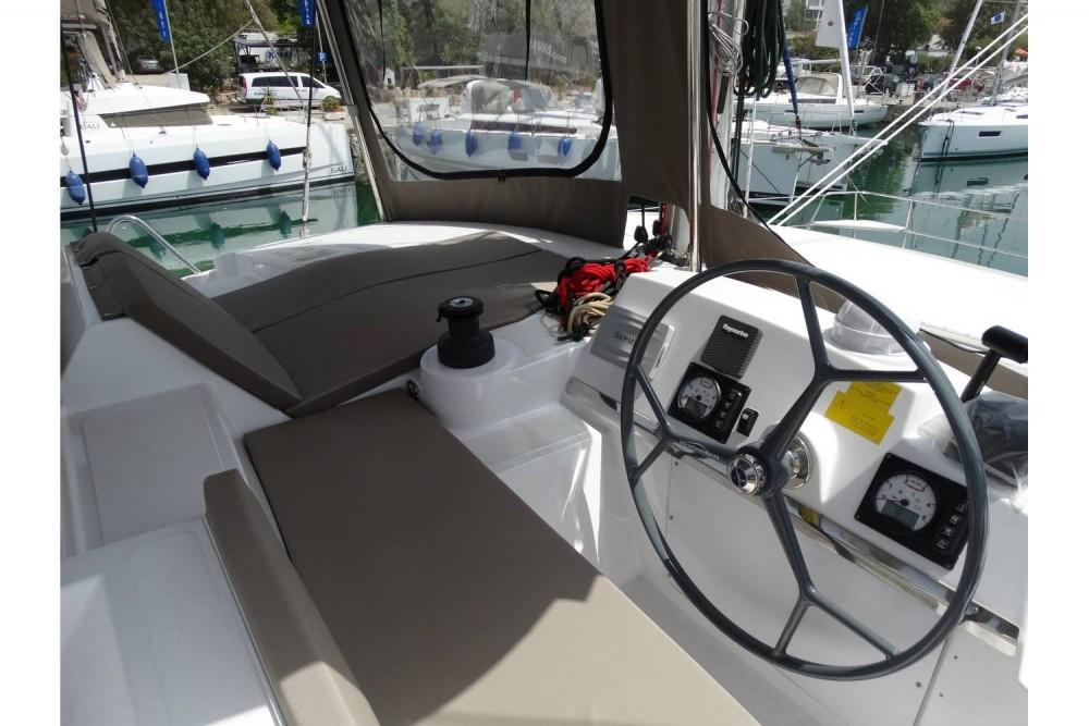 Rental yacht Lefkada - Catana Bali 4.1 - 4 + 2 cab. on SamBoat