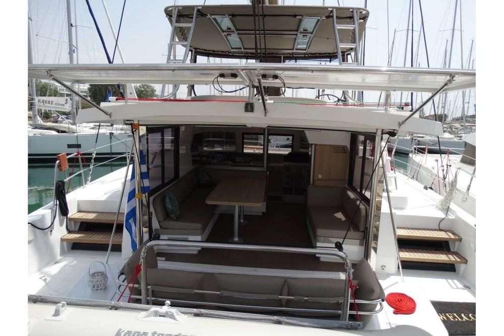 Boat rental Peloponnese cheap Bali 4.1 - 4 + 2 cab.