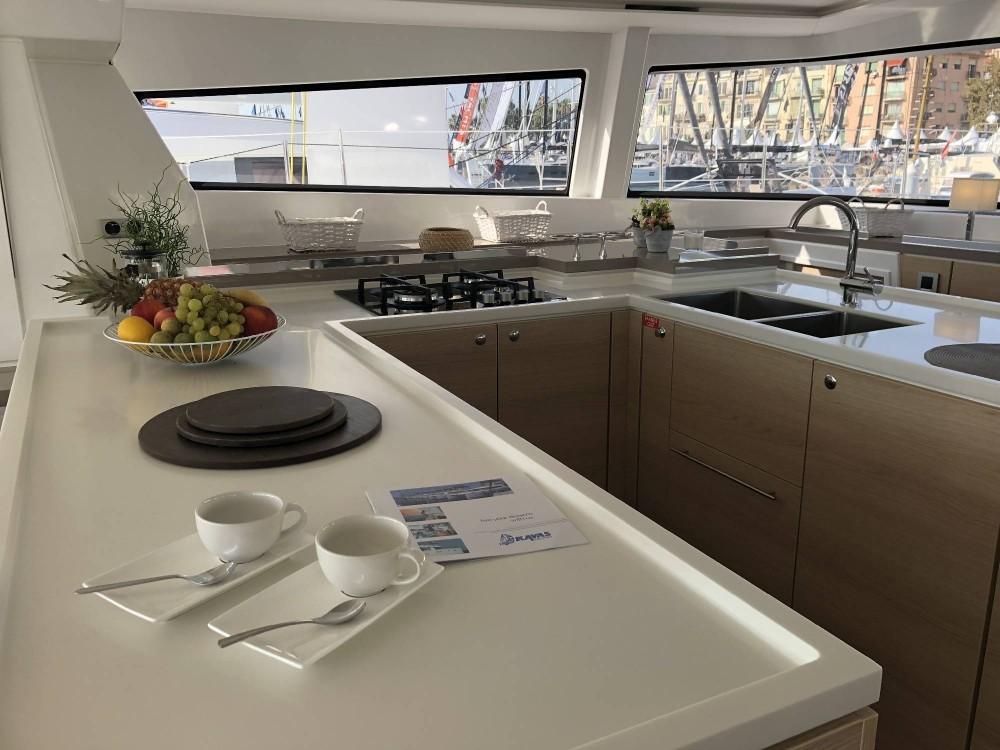 Rental yacht Peloponnese - Catana Bali 5.4 - 5 + 2 cab on SamBoat