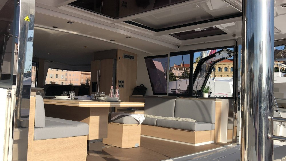 Hire Catamaran with or without skipper Catana Peloponnese
