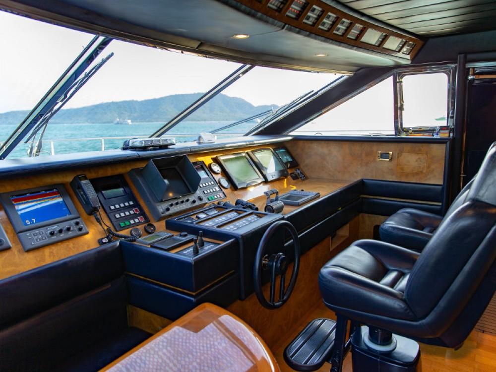 Rental Yacht in  -  Posillipo Technema 82