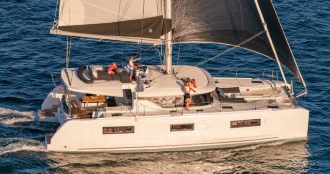 Boat rental Split cheap Lagoon 46