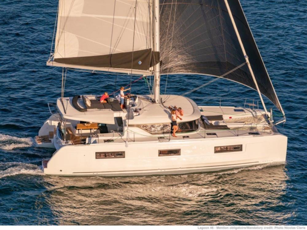 Catamaran for rent Split at the best price
