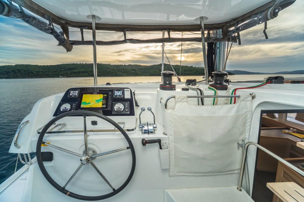Rental yacht Split - Lagoon Lagoon 42 (2017) MALA KATE equipped with generator, A/C (saloon) on SamBoat