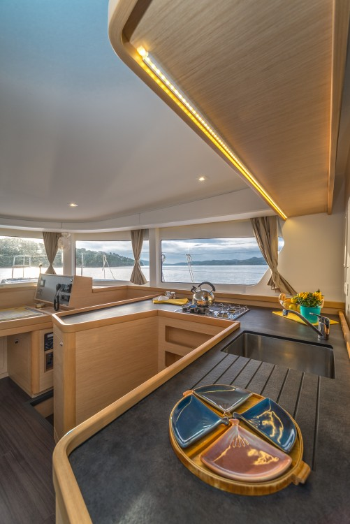 Boat rental Split cheap Lagoon 42 (2017) MALA KATE equipped with generator, A/C (saloon)