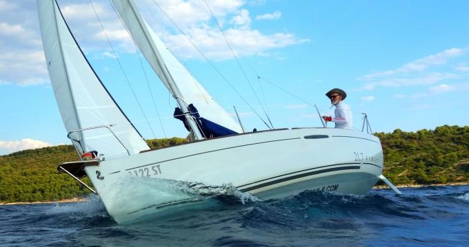Rental yacht Split - Bénéteau First 21.7 on SamBoat