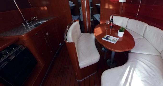 Rental yacht  - Bénéteau First 47.7 on SamBoat