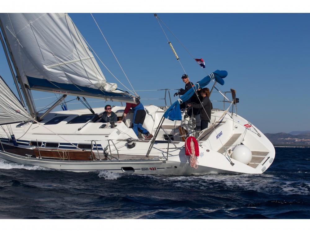 Boat rental Elan Elan 431 in  on Samboat