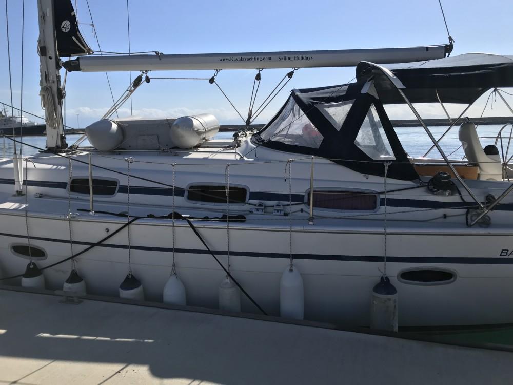 Boat rental Kavala cheap Bavaria 39 Cruiser