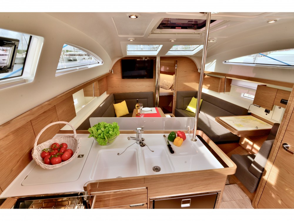 Rental yacht Sebenico - Elan Elan 40 Impression on SamBoat