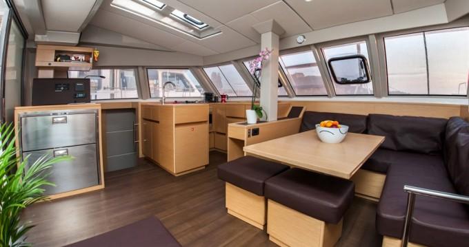 Rental yacht Lefkas Marina - Nautitech Nautitech 46 Fly on SamBoat