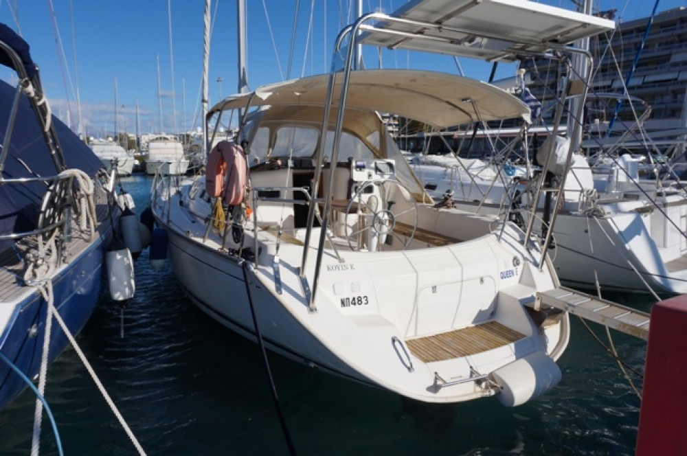 Hire Sailboat with or without skipper Feeling Nikiana