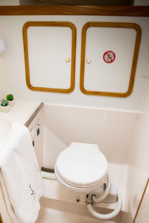 Rental yacht Nikiana - Feeling Feeling Kirie 39 on SamBoat