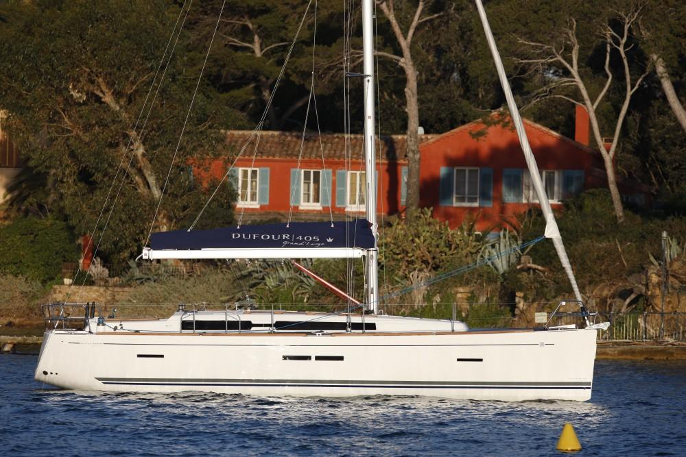Rental Sailboat in Pula - Dufour Dufour 405 BM