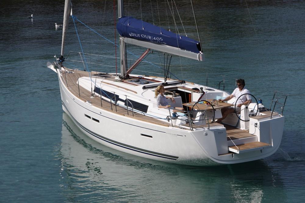 Boat rental Dufour Dufour 405 BM in Pula on Samboat