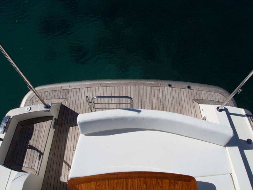 Boat rental ACI Marina Rovinj cheap Cyrus 13.8 Flybridge