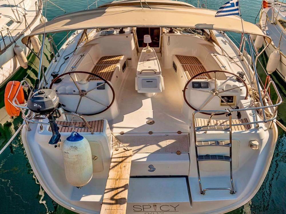 Boat rental Nea Moudania cheap Cyclades 39.3