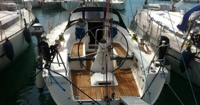 Boat rental Castiglioncello cheap Bavaria 38 Match